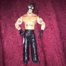 WWE statuina Rey Mysterio Action Figure Jakks Pacific 2005 WRESTLING FIGURE