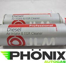 2x JLM Diesel EGR Reiniger Cleaner AGR Systemreiniger 500ml