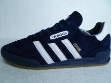 new concept 5ed8a ddffb Adidas Originals Jeans Navy Blue Suede   White Stripes (UK 8)