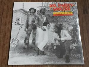 BOB MARLEY & THE WAILERS REBEL'S HOP AN EARLY 70's RETROSPECTIVE 2LP NEW SEALED
