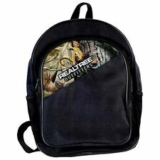 REALTREE OUTFITTERS CAMOUFLAGE CAMO/BLACK BACKPACK MATCHING LUNCH TOTE AVAILABLE