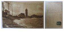 nordseebad cuxhaven partie am  leuchtturm 1928