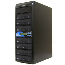 ProDuplicator 7 Burner Blu-ray BDXL M-Disc CD DVD Drive Duplicator Machine Tower