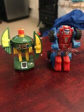 G1 Transformers Minibots x2 Used Takara Hasbro