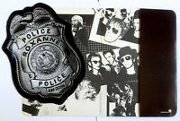 NM THE POLICE Roxanne Can't Stand Losing You Shaped Vinyl Picture Disc + Wallet