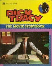 Dick Tracy: The Movie Storybook-Justine Korman