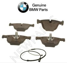 BMW X5 3.0L 4.4L Front /& Rear Ceramic Brake Pads CD681 CD683 SENSORS