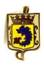 Spilla Dauphine cm 1,5 x 1,8