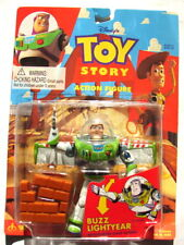 TOY STORY Original Buzz Lightyear action figure MOC Thinkway Toys Disney 1217
