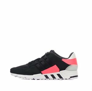 adidas Originals EQT Support RF Men's Shoes Black/Turbo