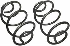 Moog Chassis Parts Springs Rear Coil Chevy Oldsmobile Pontiac Pair