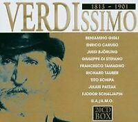Verdissimo 1813 - 1901 von Jussi Björling | CD | Zustand gut