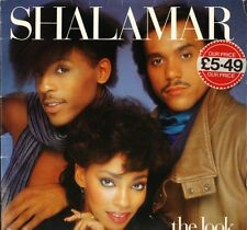 SHALAMAR the look 96-0239-1 german solar 1983 LP PS EX/VG+ with inner sleeve