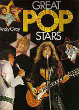 Great Popstars-Andy Gray Music book
