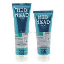 tigi BEDHEAD RECOVERY shampoo 250ml and conditioner 200ml.