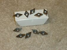 10 New Made in USA DDGB 321 C2 Carbide Inserts