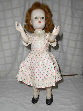 "American character doll 18"" 1951-1961 Sweet Sue?"