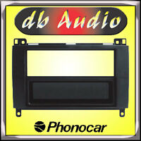 Phonocar 3/334 Mascherina Autoradio Mercedes A B 1 2DIN Adattatore Cornice Radio