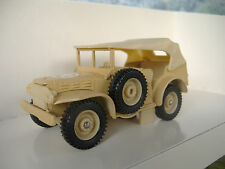 1/43 Solido (France)   US army command   car #6110