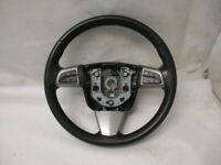 2008 2009 2010 Cadillac CTS Leather Wrapped Driver Steering Wheel Black OEM LKQ