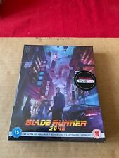 Blade Runner 2049 4K UHD Blu Ray+Art Book Deluxe Edition NEW & SEALED