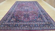 Gorgeous Large Oriental Carpet Rug Hand Made Traditional Wool 11Ft X 6Ft 11""
