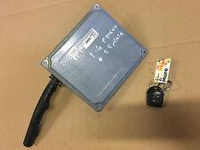 FORD FOCUS MK2 1.4 PETROL ENGINE SIEMENS ECU ENGINE CONTROL UNIT, KEY CHIP