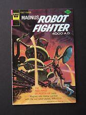 Magnus Robot Fighter #45  VF 1976  High Grade Whitman Comic