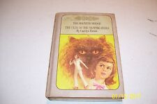 The Haunted Bridge & The Clue of the Tapping Heels Carolyn Keene  Hard cover
