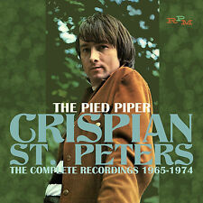 Crispian St Peters The Pied Piper Complete Recordings 1965 1974 2 CD