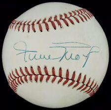 Willie Mays Single Signed Autographed ONL Baseball JSA Certified #Z59157