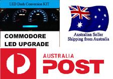 VT VX VU Bright Blue LED Dash Conversion KIT Commodore Ute SS HSV SV6 SV8 Car
