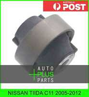 Fits NISSAN TIIDA C11 2005-2012 - Rear Control Arm Bush Front Arm Wishbone