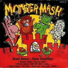 Monster Mash CD 1995 Great Dance/Party Favorites Holly Music 19157-2 Limbo YMCA