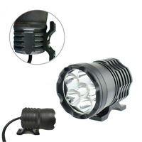 36W 3500LM Motorcycle Headlight LED Fog Spot Head Lamp Spotlight Bright Light AU
