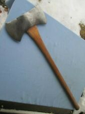 Vintage RARE True Temper FLINT EDGE DOUBLE Bit Axe Nice No Reserve