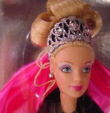 New In Box Hallmark 1998 Mattel Holiday Barbie Doll ~ Holiday Barbie Celebration