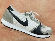 Nike Air Vengeance Size 11 Mens Black White Suede Sneakers