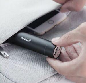 Anker PowerCore+ Mini 3350mAh Portable Battery | Brand New