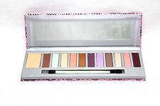 Mally Beauty Citychick Lovin Life Eye Shadow Palette with 11 Shades new no box