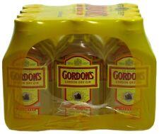 Gordon's Dry Gin 12x0,05l Miniaturen 37,5% vol. - Gin aus Großbritannien