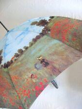 Happy Rain Stockschirm Regenschirm Long AC Monet II