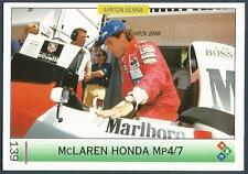"PMC-AYRTON SENNA ""MAGIC SENNA"" F1- #139-McLAREN HONDA Mp4/7-SPA-BELGIUM"