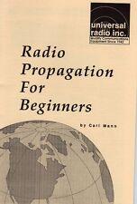 Radio Propagation For Beginners by Carl Mann