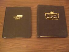 Empty USA Albums. Herrick 1980 Olympic Games. White Ace Regular USA 1847 to 1925