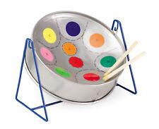 Rainbow Piti Steel Pan Drum