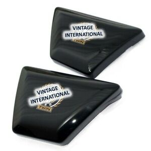 Fits Royal Enfield GT Continental 650 Side Panel Assembly LH And RH Set @VI