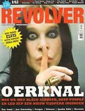 MAGAZINE REVOLVER 2010 nr. 34 - STEVE MARRIOTT & SMALL FACES / METAL SPECIAL