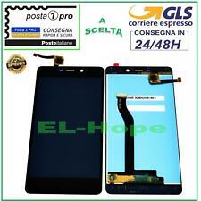 DISPLAY LCD XIAOMI REDMI 4 PRO E PRIME TOUCH SCREEN SCHERMO MONITOR VETRO NERO