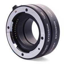 Pixco TUBES MACRO for Sony NEX Set Kit AF extension tube autofocus nex-7 a6500